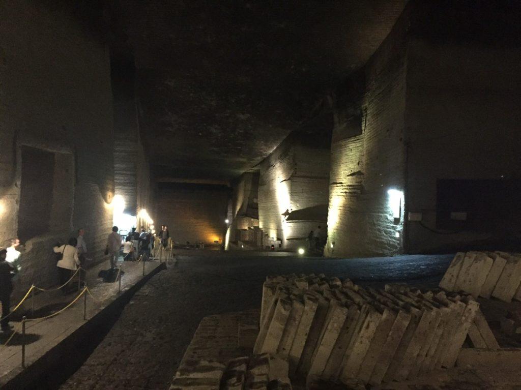 大谷資料館地下空間
