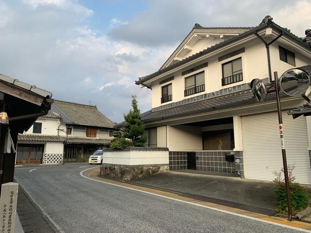 吉井町の豪邸