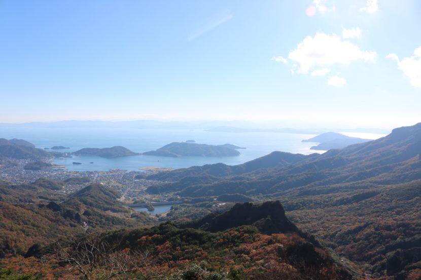 小豆島の景色